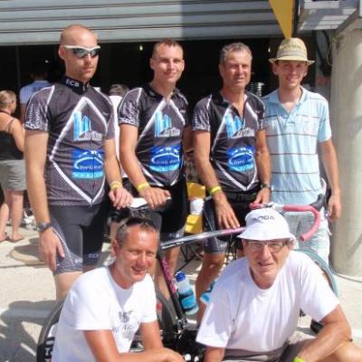 24 Heures vélo Le Mans 2011