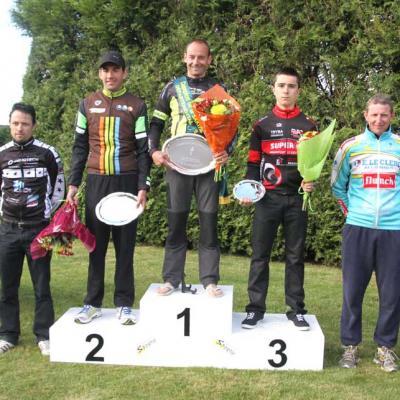 Brette les Pins -Chpt 72 Pass'cyclisme 11 05 2014